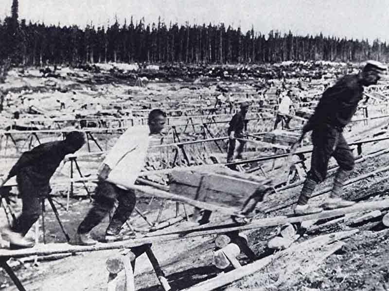 бежавшие из лагерей в СССР