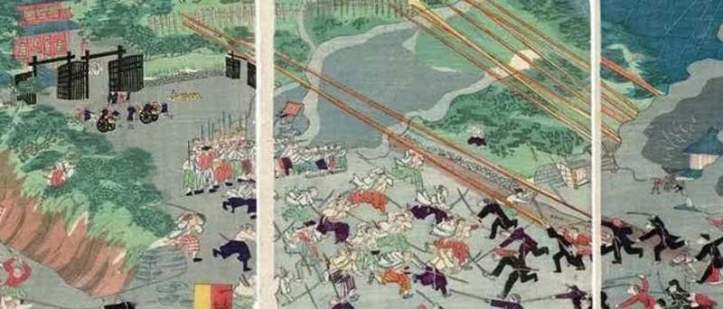 Осада Исияма Хонганджи — 10 лет