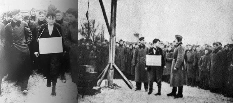 Оказывается, тот убитый немец был не единственным, кто любил снимать казнь Космодемьянской, таких фотографов-любителей было несколько.