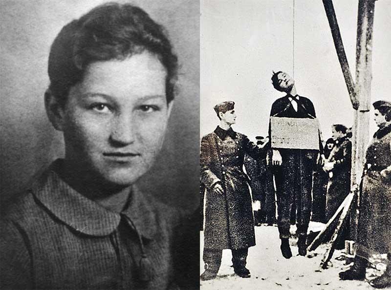Корреспондент Петр Лидов отметил, что немцы всегда любили запечатлевать моменты казни.