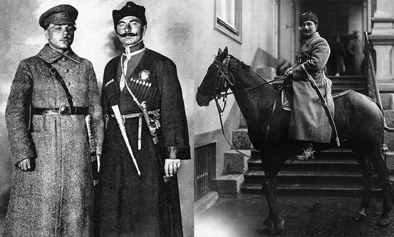 Первый брак Семена состоялся с Надеждой Ивановной