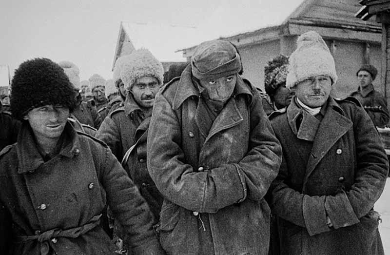 В 1945 году кубанский отряд, состоящий из 600солдат, осел возле чешской деревни Закров.