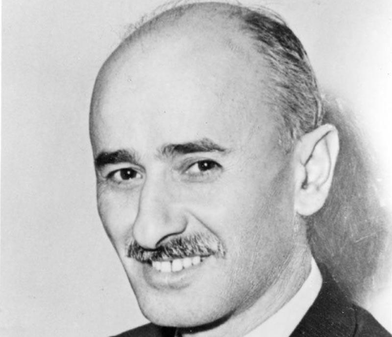 Иван Агаянц— легендарный советский разведчик, генерал-майор КГБ