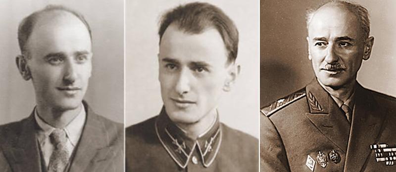 Действовал в Иране Агаянц как советник посольства, СССР имел псевдоним.