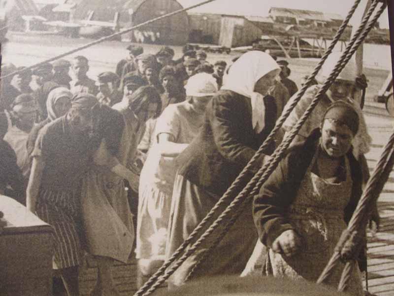 Соловецкий лагерь представлял собой экспериментальный полигон, в котором отрабатывали способы обращения с осужденными