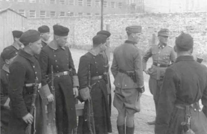 Розыск предателей сотрудниками НКВД