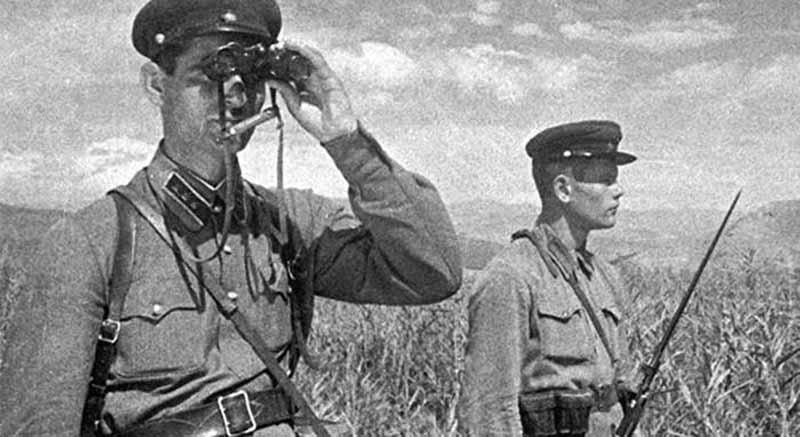 По окончании войны сотрудники НКВД стали выполнять операции по поиску изменников родины.