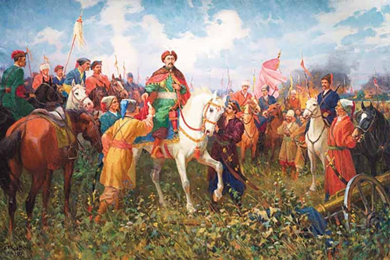 Дорошенко прекрасно осознавал, что, по сути, изменил государству, потому что позвал турок на земли, которые принадлежат русским и полякам