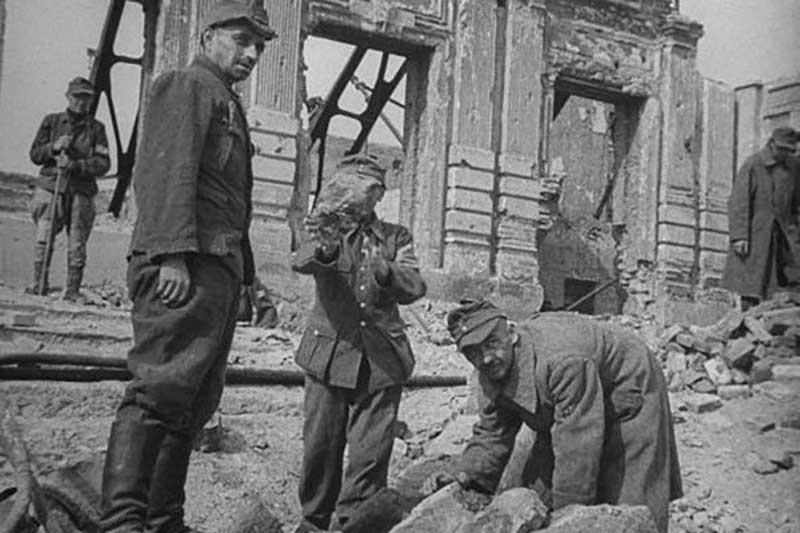 Зачем нужно было привлекать немцев к работе в СССР