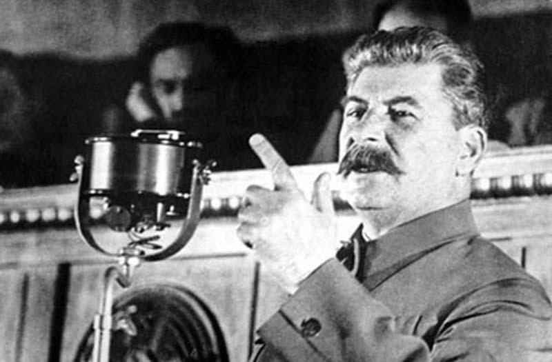 Иосифу Сталину удалось их преодолеть, причем достаточно быстро.