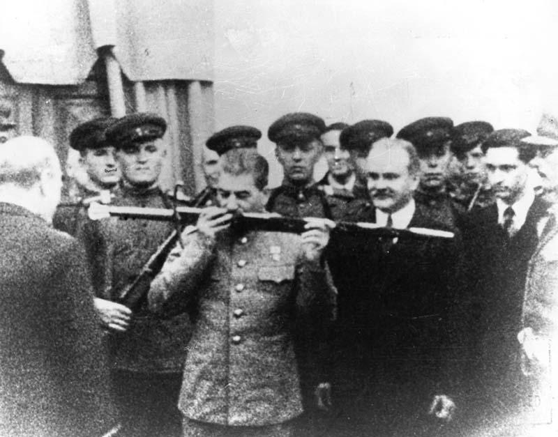 Борьба Сталина с коррупцией