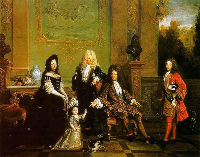 возможно, она и есть та самая дочь Марии Терезии, которую объявляли умершей.