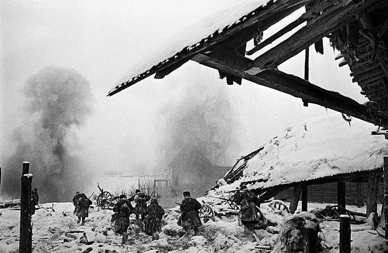 Попытки прорвать блокаду в 1941 году