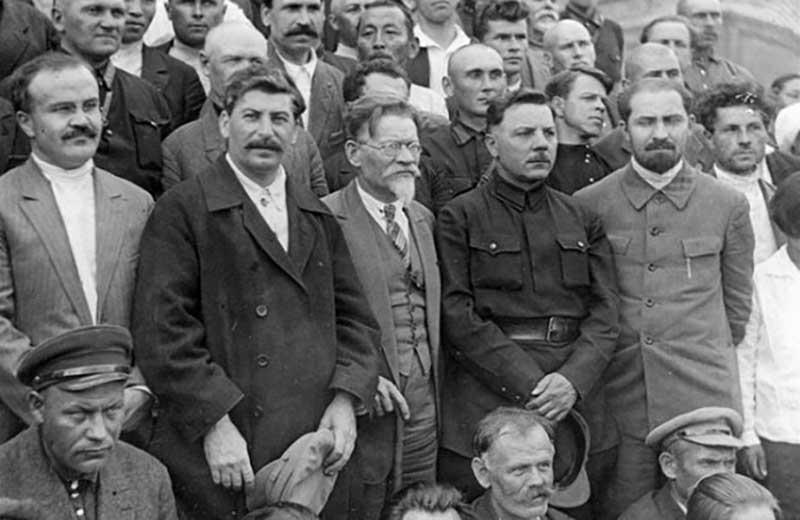 НКОМихаила Чернявского. Спецслужбы решили, что он тоже должен был принять участие в организации нападения на Сталина.