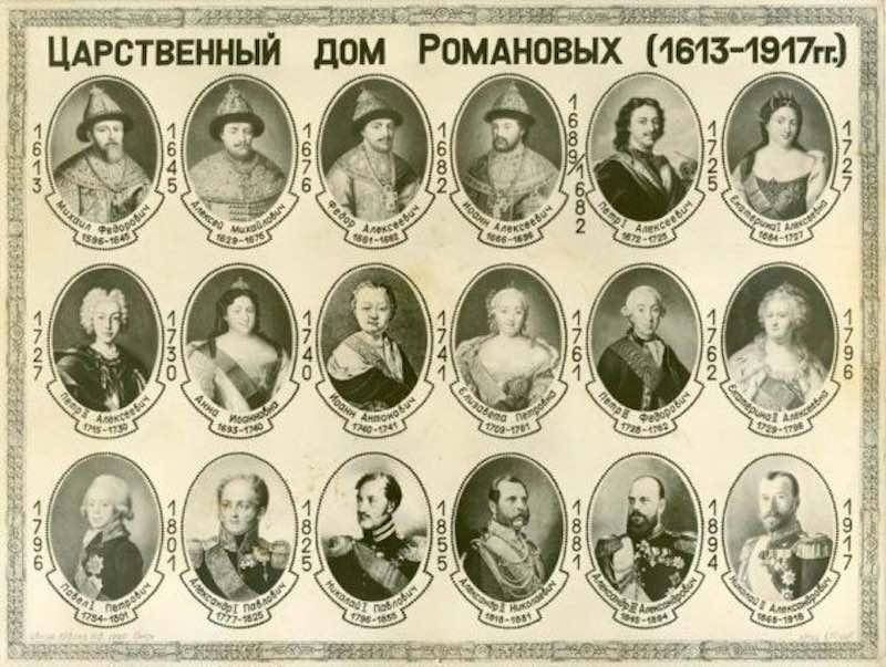 Есть несколько представителей Романовых, которым удалось уехать из России за границу и прожить еще долгую жизнь.