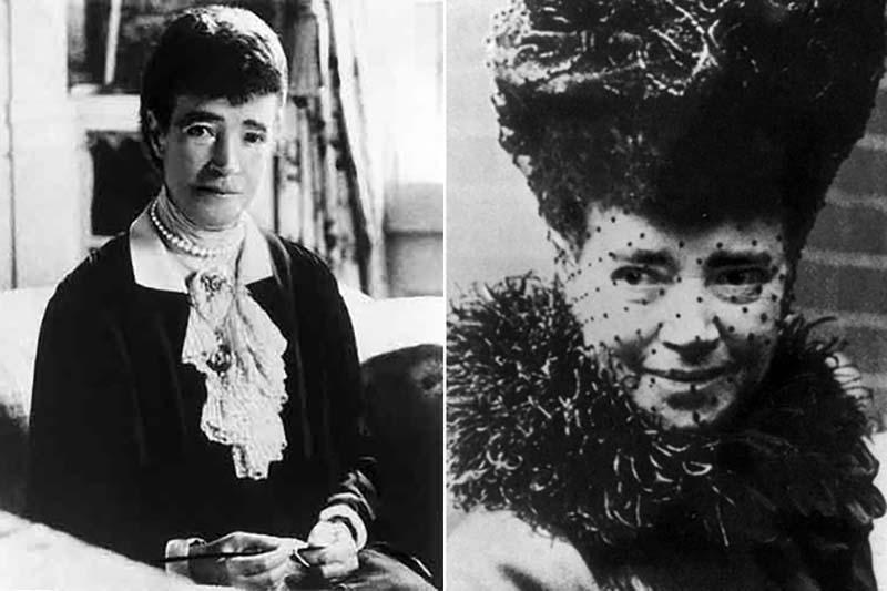 Вдова императрица Мария Федоровна уехала в Крым весной 1917 года