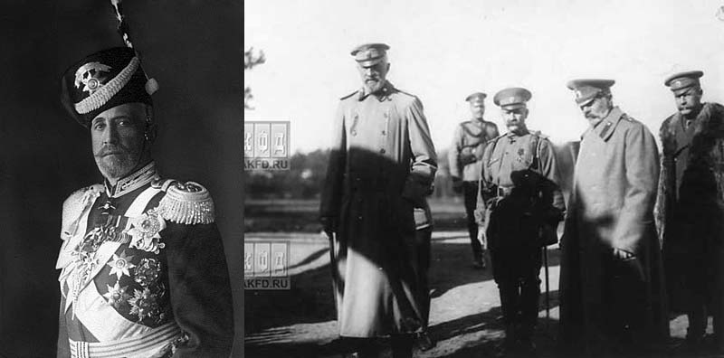 Николай Николаевич Младший  Русский князь тоже уехал из России в 1919 году