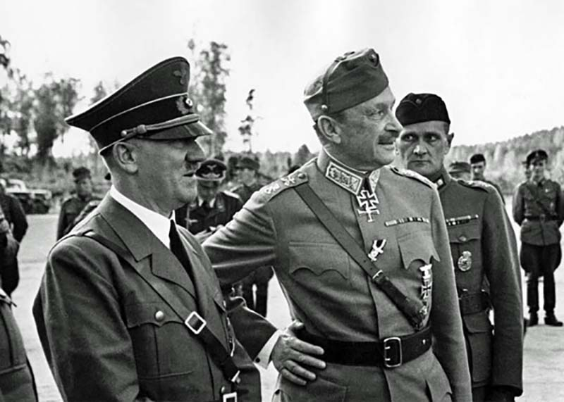 Иосиф Сталин убрал из перечня финских военных преступников имя Густава, несмотря на то, что тот был союзником Гитлера.