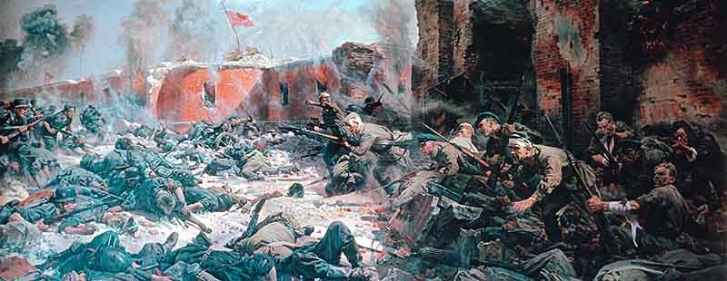 армия Дыбенко