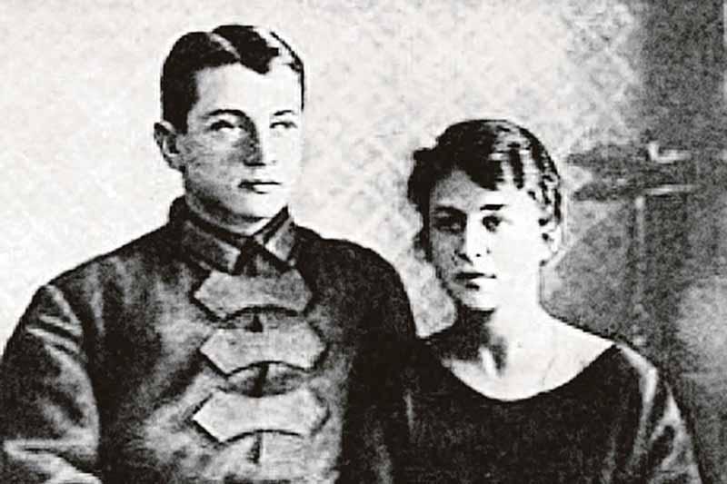 Мария Игнатьева — первая супруга Михаила Тухачевского.