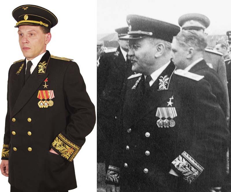 Во времена СССР тоже была своя форма у дипломатов.