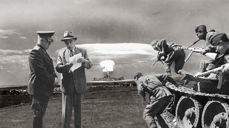 Испытание ядерной бомбы на Тоцком полигоне является одним из самых масштабных в мире.
