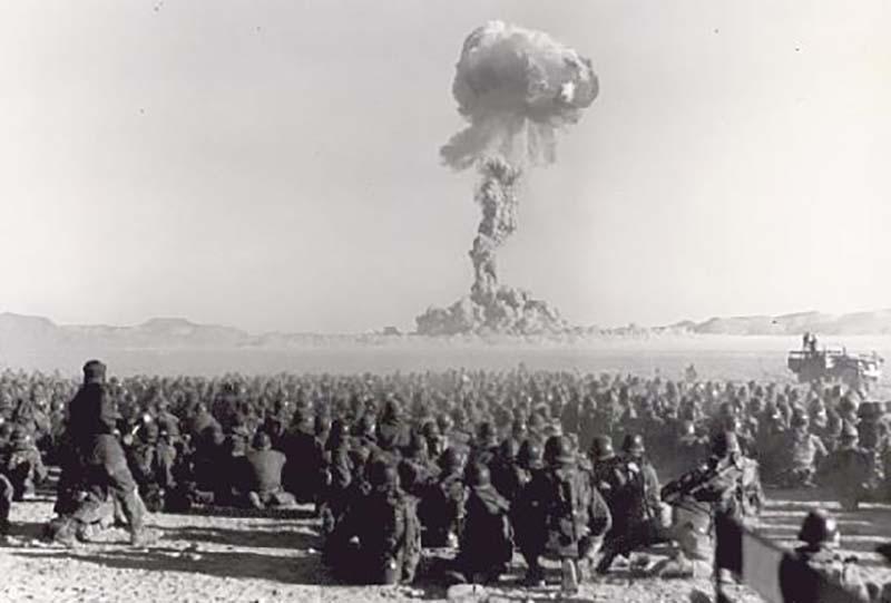 Учение назначили на 14 сентября 1954 года.