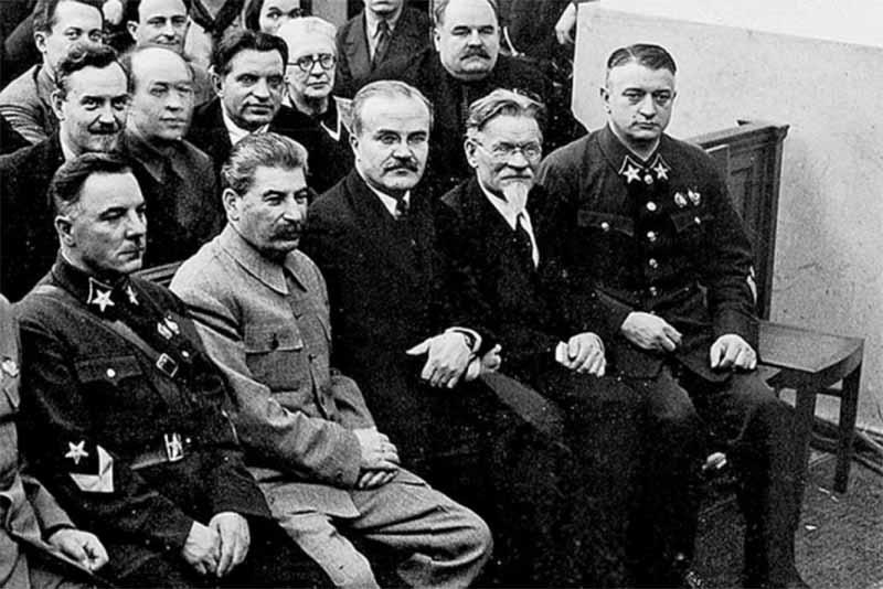Жертва репрессий  Михаил Тухачевский