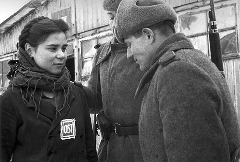 Спасение угнанных граждан СССР