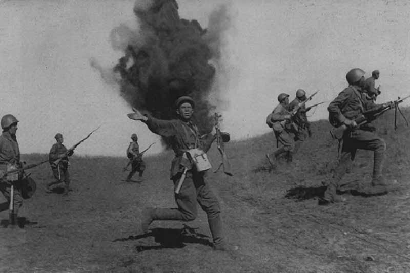 Штрафбаты в период Великой Отечественной войны были созданы с целью перевоспитания советских солдат, провинившихся в чем-либо.