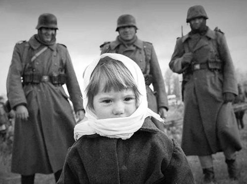 Отношение к таким девушкам и детям в СССР было лояльное, но в других странах с ними поступали жестко.