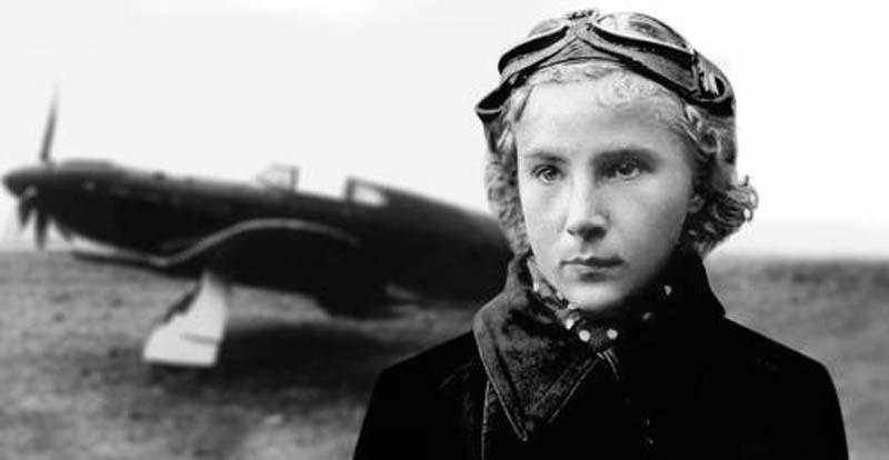Лидия Литвяк – летчица