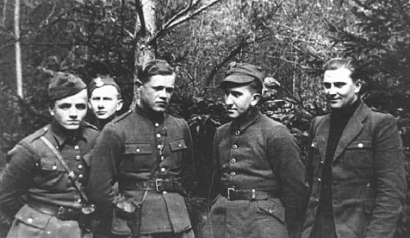 С началом Второй мировой войны Михаил Витушко (или Витушка) стал позиционировать себя, как яростный представитель антисоветского движения.