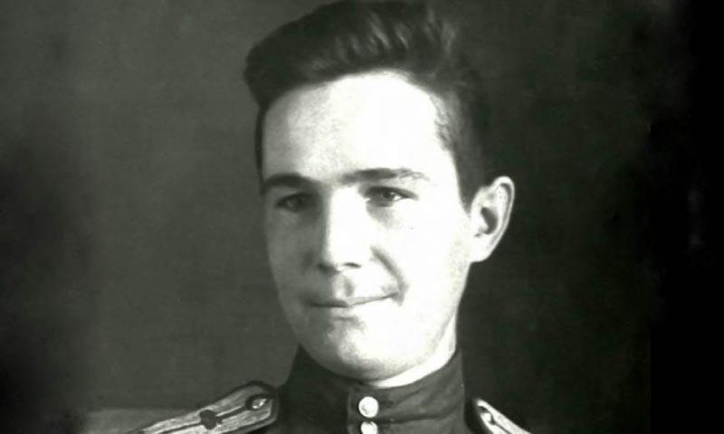 Шура начал свой боевой путь осенью 1943 года под белорусским городом Оршей.