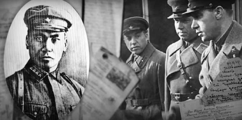 Етобаев смог доказать Ворошилову и вообще всем военным, что винтовкой можно уничтожить вражеский самолет