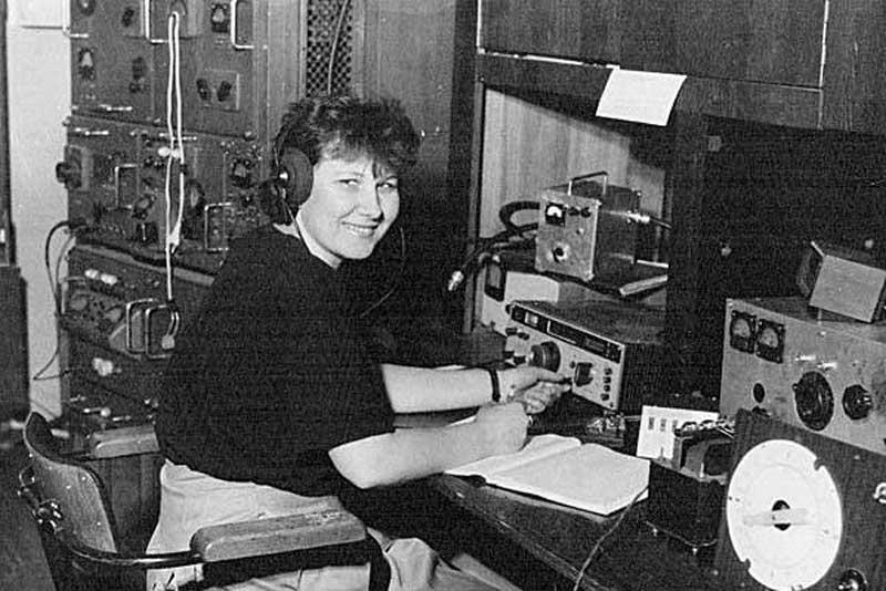 Расцвет любительских радионовинок был в 1970-х.