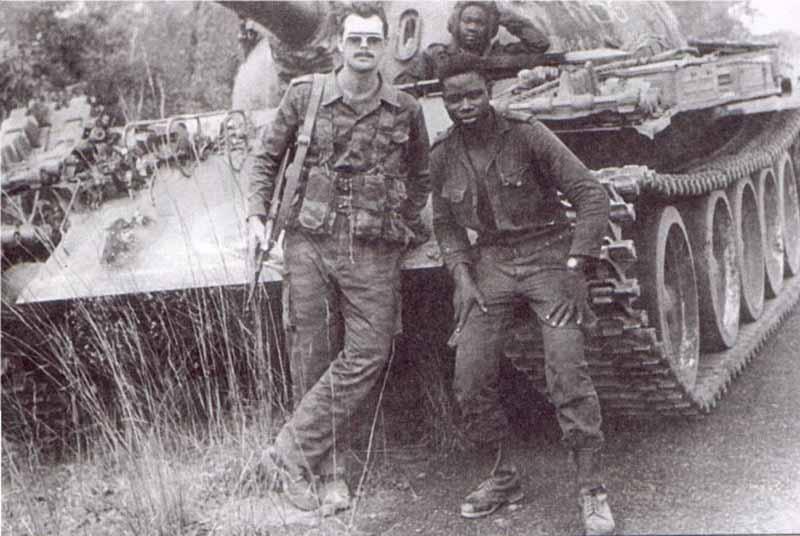 В африканских странах вооруженные конфликты продолжались в течение 30 лет.