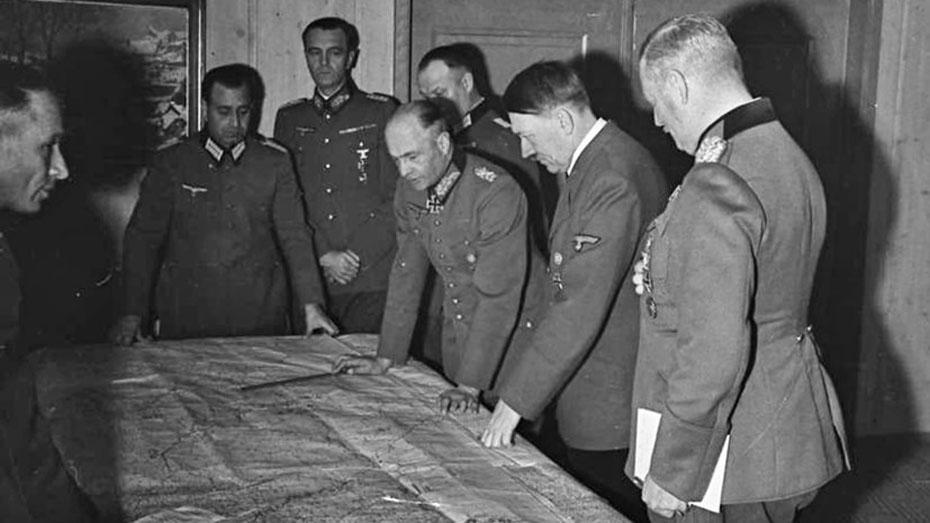 . В начале 1940-х годов речь Генриха Гиммлера источала уверенность в том, что планы Рейха поистине наполеоновские.