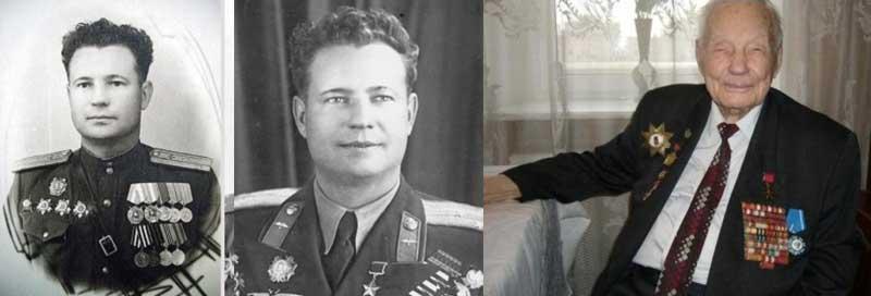 Иван Федоров — уникальный русский летчик, который получил награду и от Гитлера, и от Сталина.