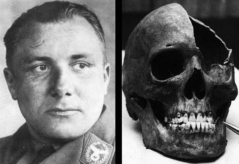 Точка в биографии  В 1972 году при строительстве недалеко от места, что указывали свидетели, нашли останки двух людей.