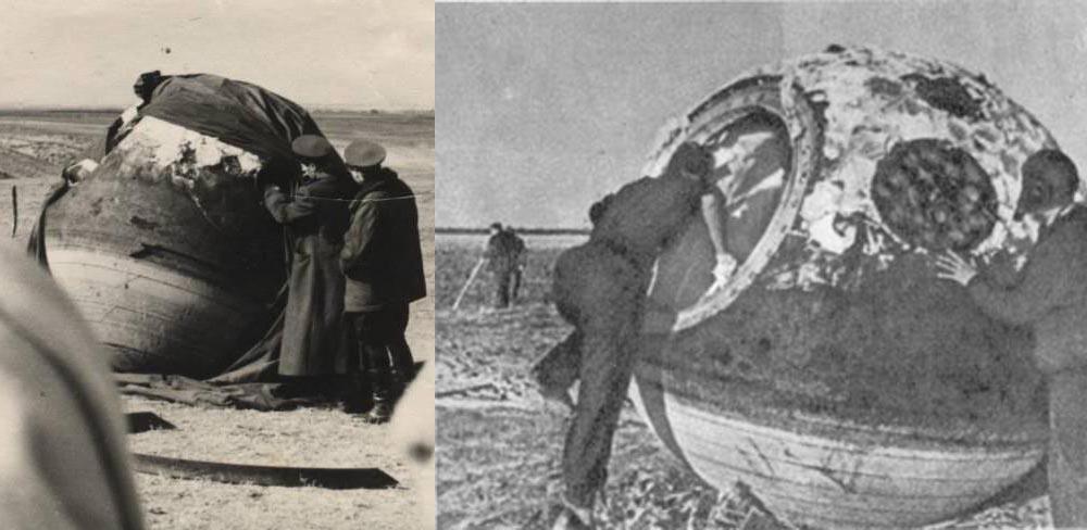 Как на самом деле вернулся Гагарин