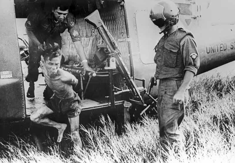 Вьетнамская война продолжалась в течение почти 20 лет.