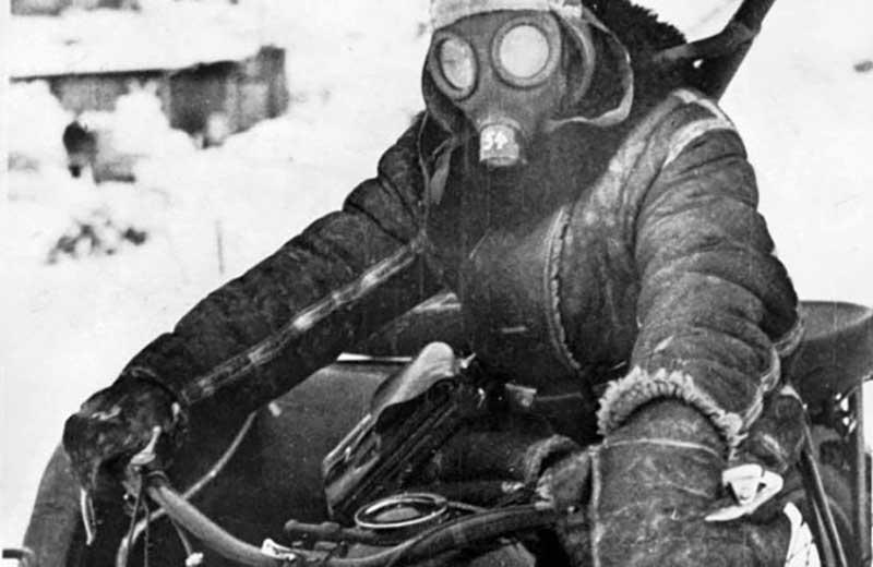 К окончанию войны проблемы, связанные с химической промышленностью были практически все решены.