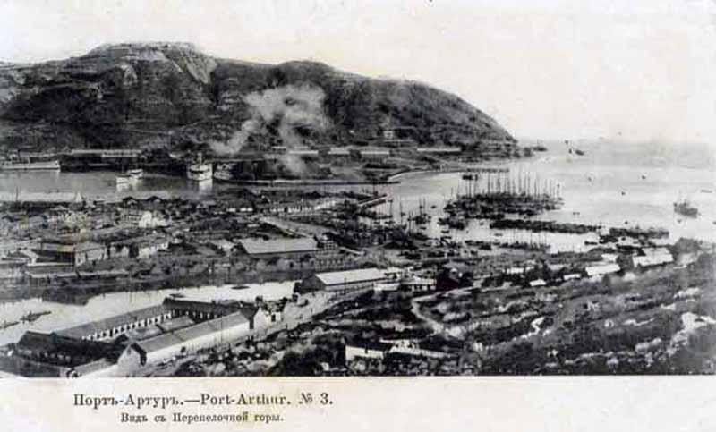 В конце 19 столетия Россия принудительно присоединила Порт-Артур вместе с полуостровом, который прилегает к нему.