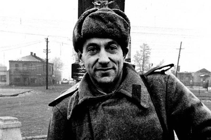 Легендарный снимок побежденного Рейхстага сделал знаменитый фотокорреспондент Виктор Темин.