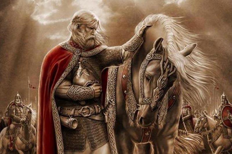 Олег — датский или шведский викинг