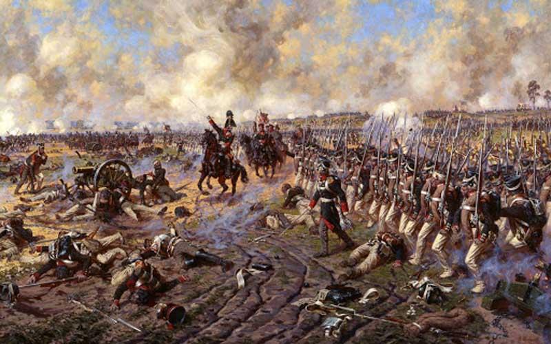 Сорокатысячная армия прославленного Багратиона