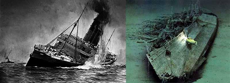 Прошло всего несколько часов с момента катастрофы, когда Англией был официально подтвержден факт нападения.