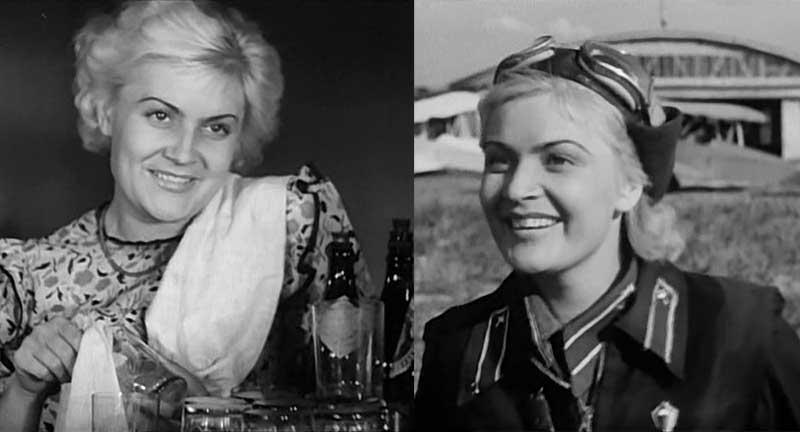 Евгения Гаркуша снялась всего в двух кинокартинах, а потом бесследно пропала