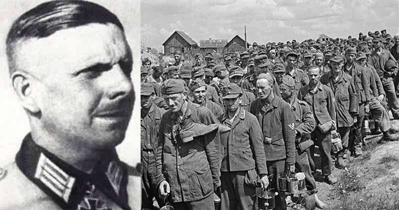 в конце ВОВ Петерсхагена назначали комендантом города Грайфсвальд.